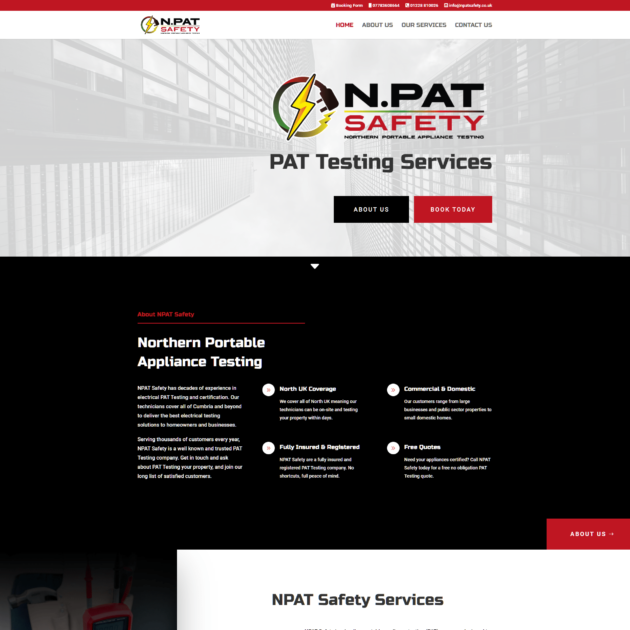 NPAT Safety
